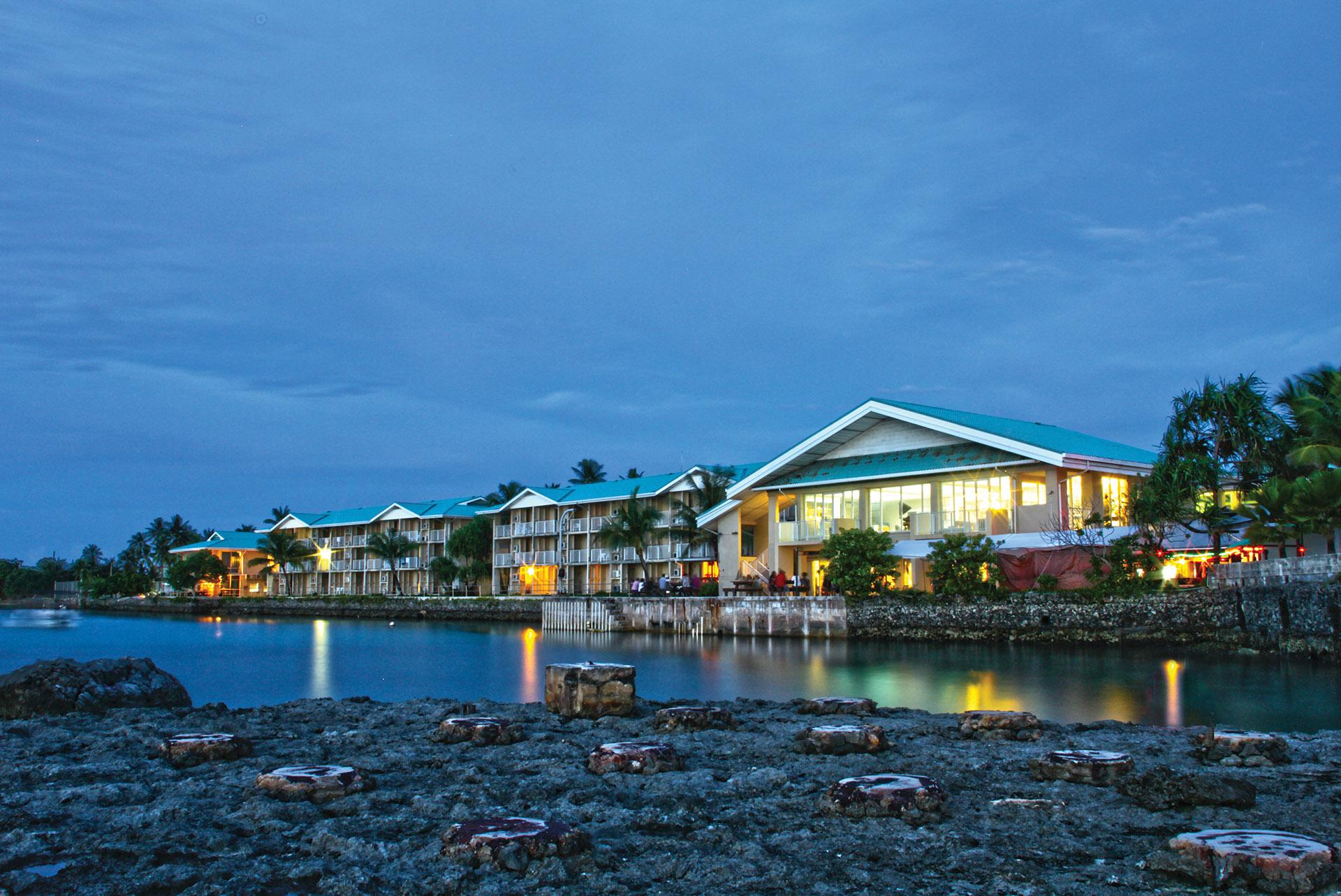 Marshall Islands Resorts