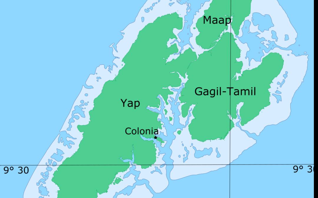 Welcome to Yap – Micronesia